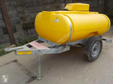 przyczepa Trailer Engineering Single Axle Plastic Water Bowser