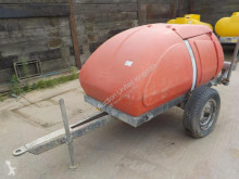 n/a TrailerSingle Axle Plastic Water Bowser trailer