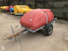 remorque nc Trailer Single Axle Plastic Water Bowser