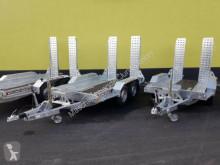 rimorchio nc Brian James - Cargo Digger Plant 2 Baumaschinentransporter neuf