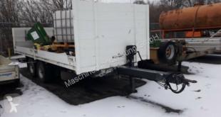 Wagner WTPL 10T trailer