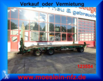 remorque Müller-Mitteltal PT 3 Achs Tieflader- Anhänger
