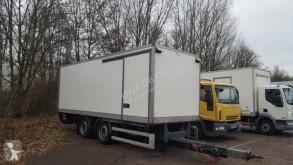 Fruehauf plywood box trailer