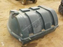 reboque nc Plastic Fuel Bowser