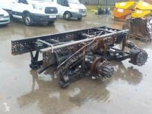 n/a Twin Axle Boggie (Fire Damaged) trailer
