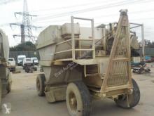 remorque nc GEO Firma Twin Axle Drawbar Soil Stabilisation Trailer c/w Donke