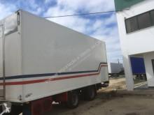 Draco box trailer