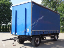 Dinkel DAP 18000 Pritsche + Plane Anhaenger trailer
