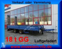 remolque Müller-Mitteltal ETUE-TA 18,0 18 t GG Tandemtieflader
