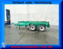 Müller-Mitteltal Tandem- Muldenanhänger trailer