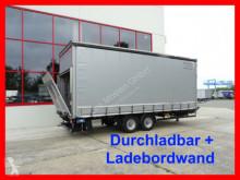 Möslein Tandem- Planenanhänger, Durchladbar + LBW trailer