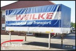 Krone WB 7,45 BDF Wechselbrücke, Bordwand,