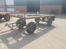 used equipment flatbed farming trailer