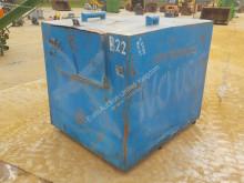 přívěs cisterna uhlovodíková paliva použitý