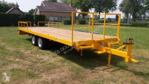 new equipment flatbed farming trailer