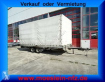 Humbaur Tandemplanenanhänger trailer