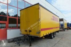 n/a Tandem Planenanhänger, Durchladbar trailer