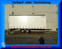 Möslein Tandem Schiebeplanenanhänger trailer