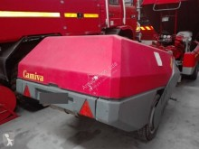 Camiva fire trailer