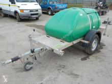 remorque nc Single Axle Plastic Water Bowser