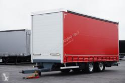 reboque Tandem PLANDEX - / FIRANKA / DŁ. 7,75 M / DMC 18 000 KG