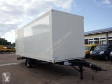 Saxas box trailer