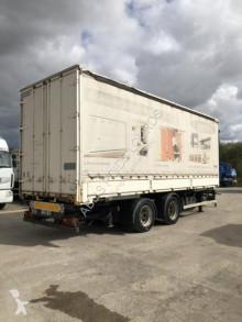 Römork konteyner taşıyıcı ikinci el araç