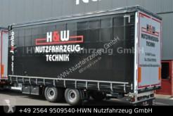 remorque H&W H&W Jumbo-Zentralachsanhänger Tandem