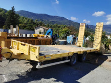 trasporto macchinari ACTM plateau fixe avec rampes électriques