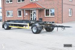 Hüffermann HSA 1870 Abrollanhöänger, HU 05/2020 trailer