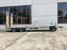 Möslein 3 Achs Tieflader- Anhänger, Luftgefedert, Verbr trailer