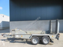 Ifor Williams light trailer