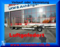 reboque Möslein T 3L-6 F 3 Achs Tieflader- Anhänger, Neufahrzeug