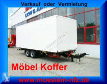 reboque Möslein TKO 105 7m Möbel Tandem- Möbel Koffer- Anhänger-