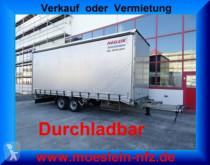reboque Möslein TP11-D Schwebheim Tandem- Schiebeplanenanhänger