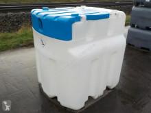 rimorchio nc 600 Litre Fuel Bowser c/w Dispenser neuf