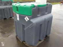 aanhanger tank koolwaterstoffen onbekend