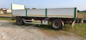 Paganinicar dropside flatbed trailer