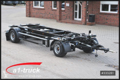 reboque chassis novo