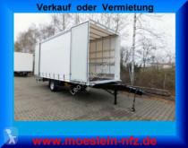 Möslein 1 Achs Planenanhänger Durchladbar trailer
