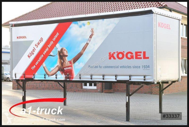 Voir les photos Équipements PL Kögel ENC 74 BDF 7,45 Code XL, VDI 2700, DC 9.5 NEU