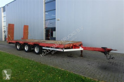 transport utilaje n/a DAMM 3-AXLE MACHINE TRAILER