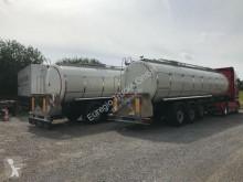 Berger Lebensmitteltank1-Kammer 31.000l/Pumpe / Heizung semi-trailer