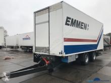 Burg Koel-Vries middenas aanhangwagen BPM 00 18 TCSXX trailer