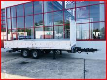 n/a Tandem- Pritschenanhänger trailer