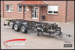 remorque Schmitz Cargobull ZWF 18, BDF, Zuggabel höhen und längenverstellbar