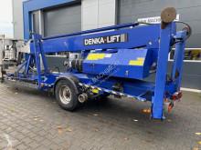Denka Lift aerial platform trailer