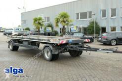 Eggers EGGERS HWT 16Z/6,7 m. lang/Abroller/BPW trailer