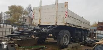remorque plateau ridelles Schmitz Cargobull