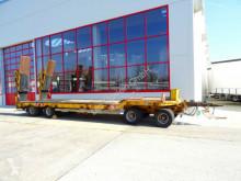 rimorchio Müller-Mitteltal 4 Achs Tieflader- Anhänger mit ABS
